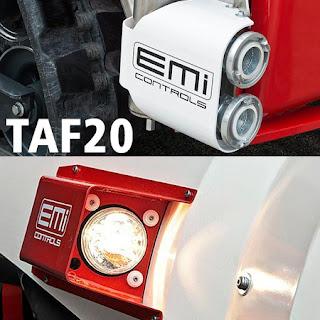 Lampu Robot Pemadam Kebakaran TAF20