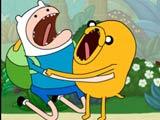 Adventure Time Jugle | Toptenjuegos.blogspot.com