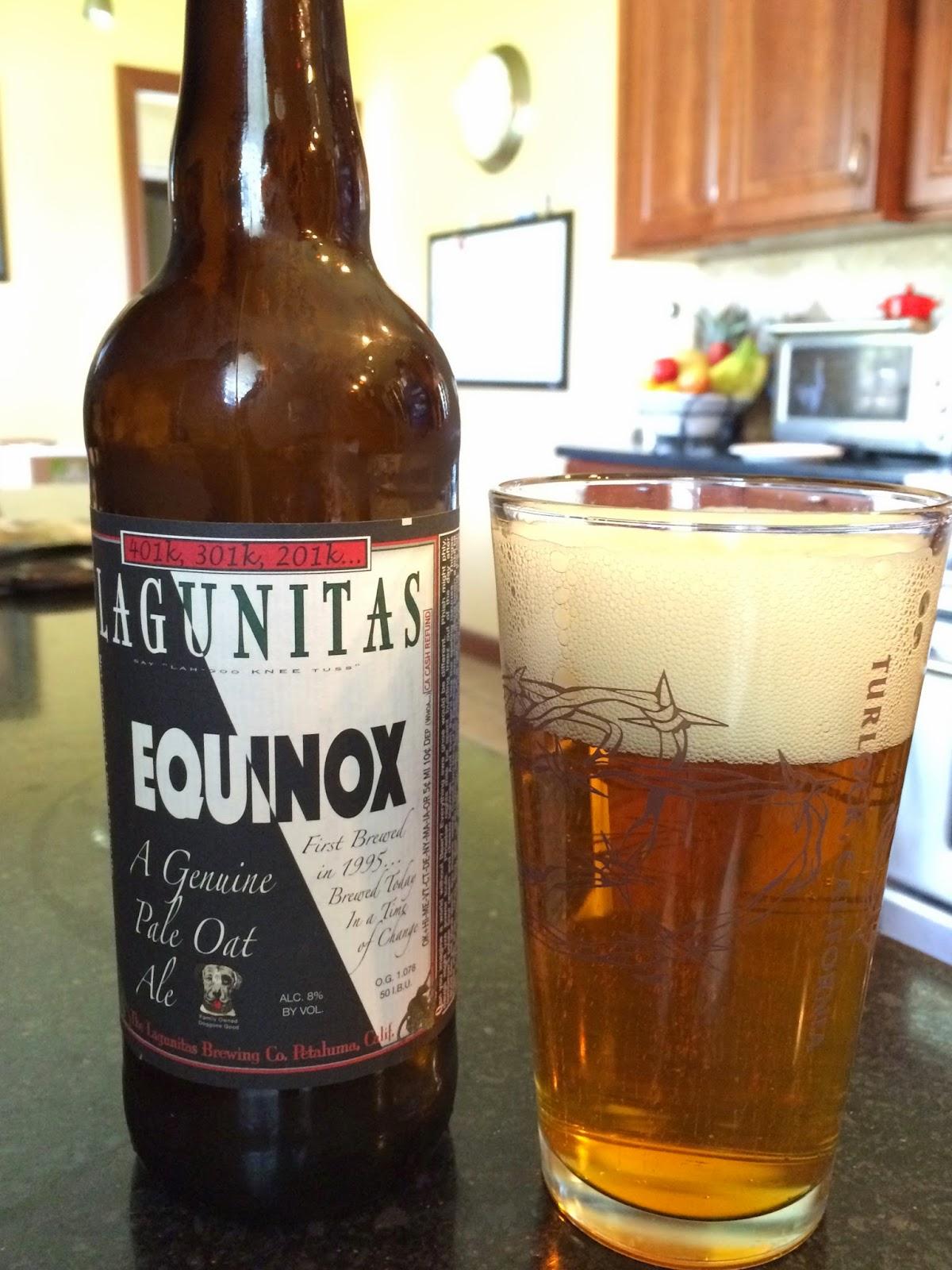 Lagunitas Equinox Oat Pale Ale 1