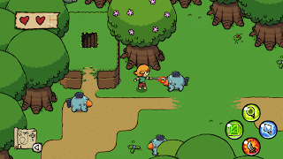 Ittle+Dew 03 Free Download Ittle Dew Mini Game 2013 PC