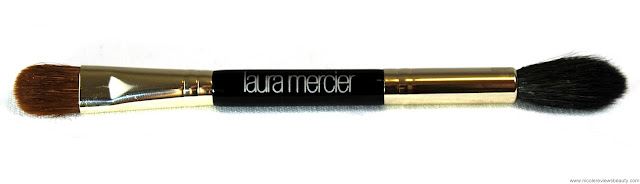 Laura Mercier Colour Preview Collection Double-Ended Ponytail/Eye Colour Brush