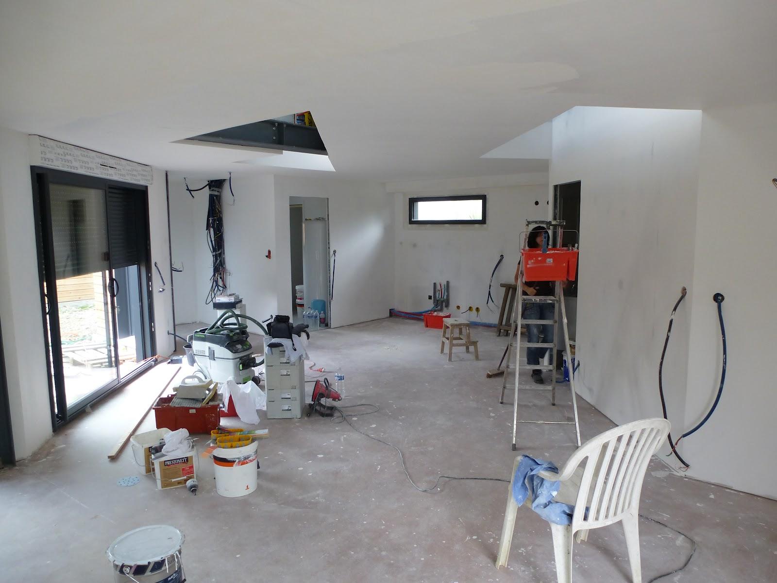 Construction maison interieur maison moderne for Maison moderne interieur