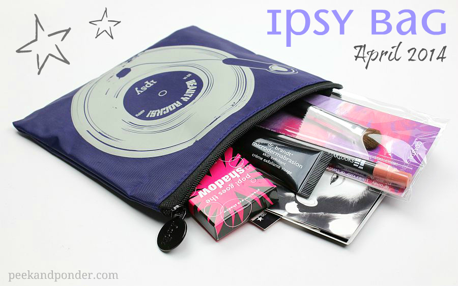 Ipsy Glam Bag April 2014