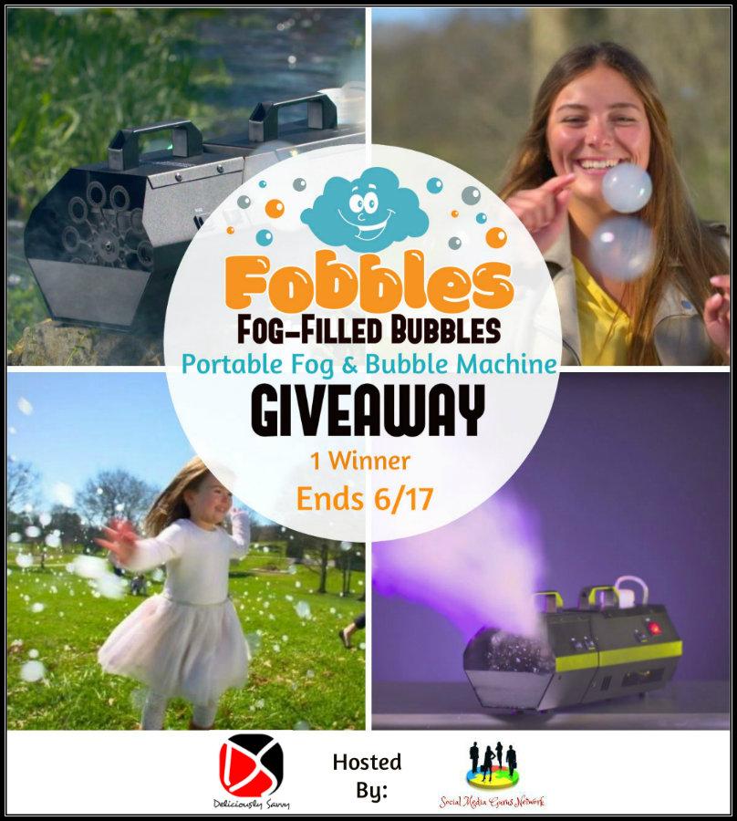 Fobbles Fog-Filled Bubbles