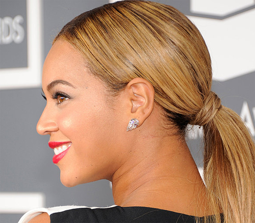 Beyonce peinado
