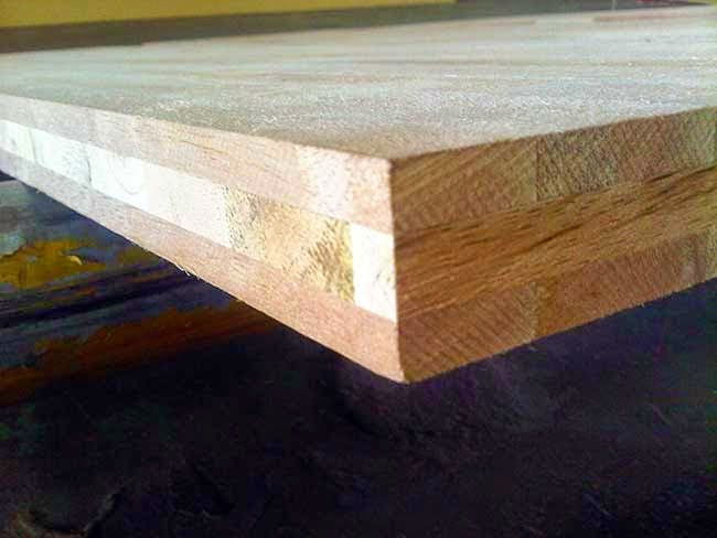Laminated wood boards veneer lumber pt puspa