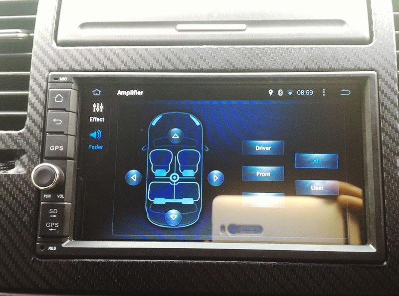 Joying Android Car Stereo  Breeze To Install In Nissan Versa  2011