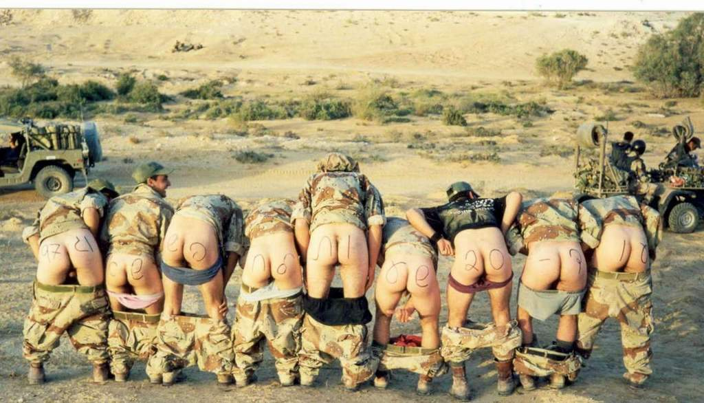 Military ass pic gallery