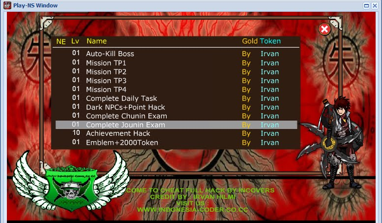 Cheat Full Hack PNS Atau NS Full%2BHack