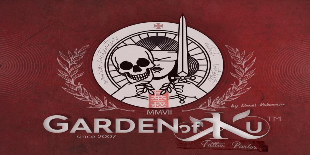 Garden of Ku tattoo