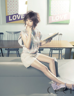 Juniel - Ceci Magazine June Issue 2013