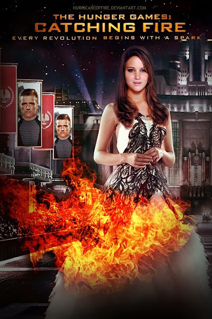 The Hunger Games: Catching Fire Online on Putlocker