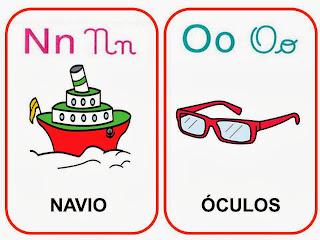 alfabeto ilustrado