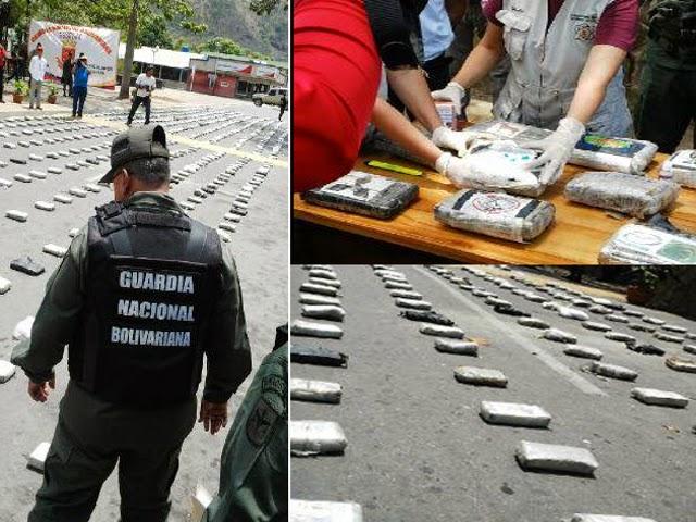Narcoavión Estrellado En #Venezuela Fue Propiedad De La @PGR_mx Avionetacojedes2