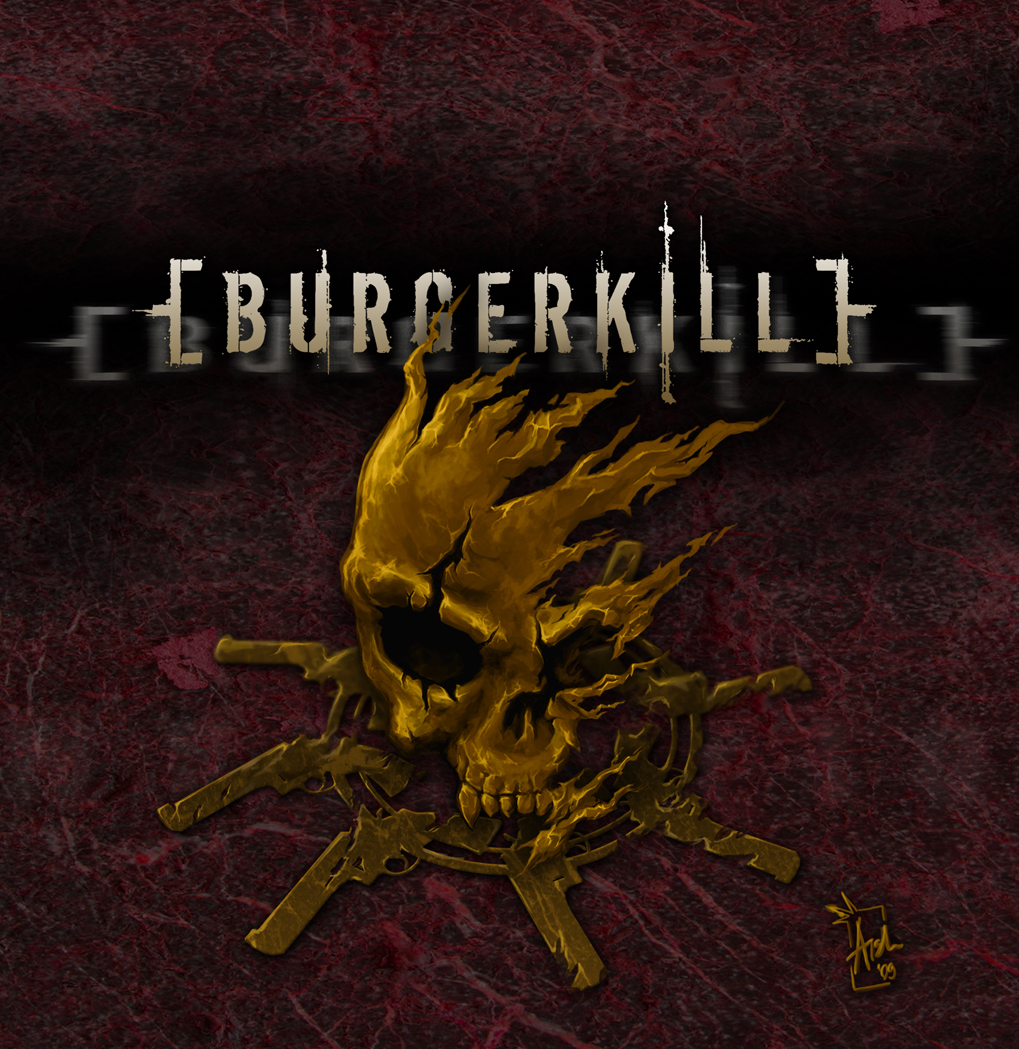 Lirik Burgerkill Under the scars ~ Graff_Scream25