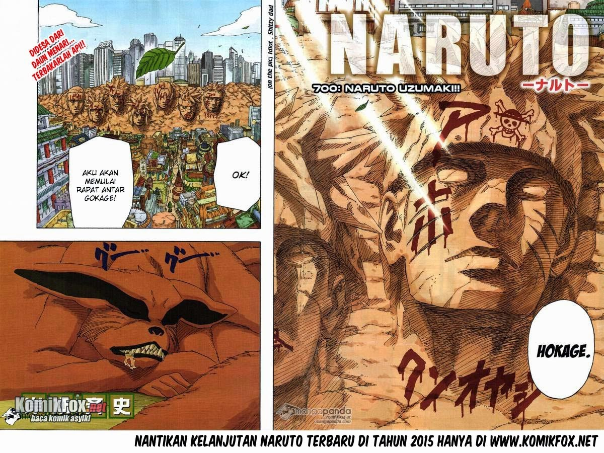 Naruto cerita terakhir