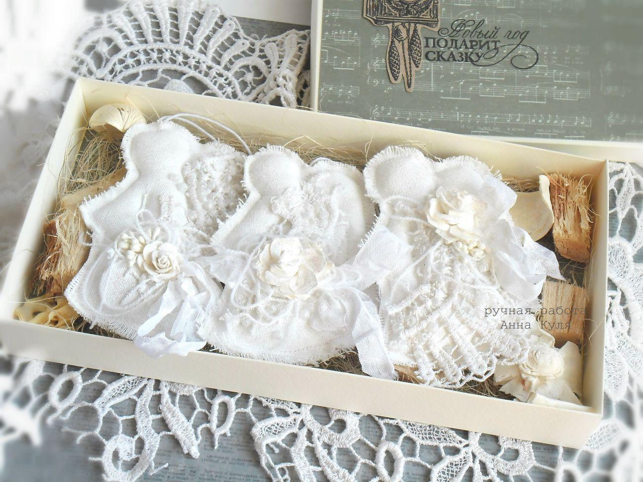 белый, ткань, кружево, красиво, подарки
