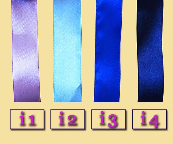 dypoidesign ribbon color saten