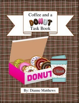 Coffee and a Donut Task Book Download