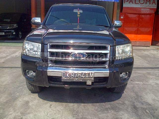 Ford Ranger Double Cabin 4 X 2 As Dk Low Km Istw Ford