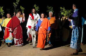 JESUS ALEGRIA DOS HOMENS. DE 1 A 4 DE ABRIL.