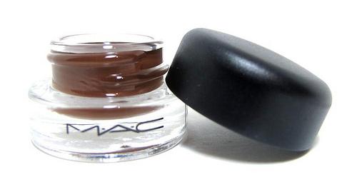 how to use mac gel eyeliner
