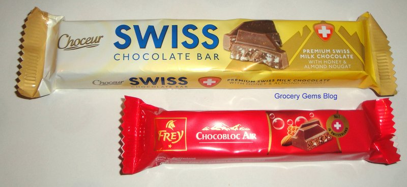 Grocery Gems: Aldi Swiss Chocolate Bar Review