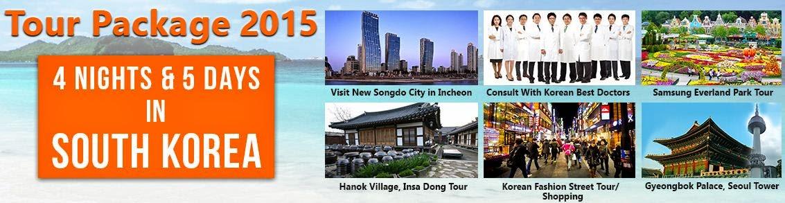 South Korea Tour Package - Korea tour