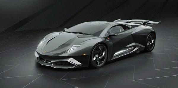 Lamborghini Phenomeno Super Veloce Concept