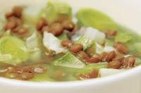 Sopa de Lentilha e Legumes