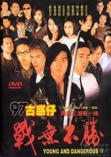 Phim Người Trong Giang Hồ 10 - (phim Hong Kong)