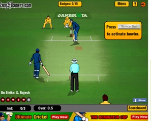 all new cricket games online play