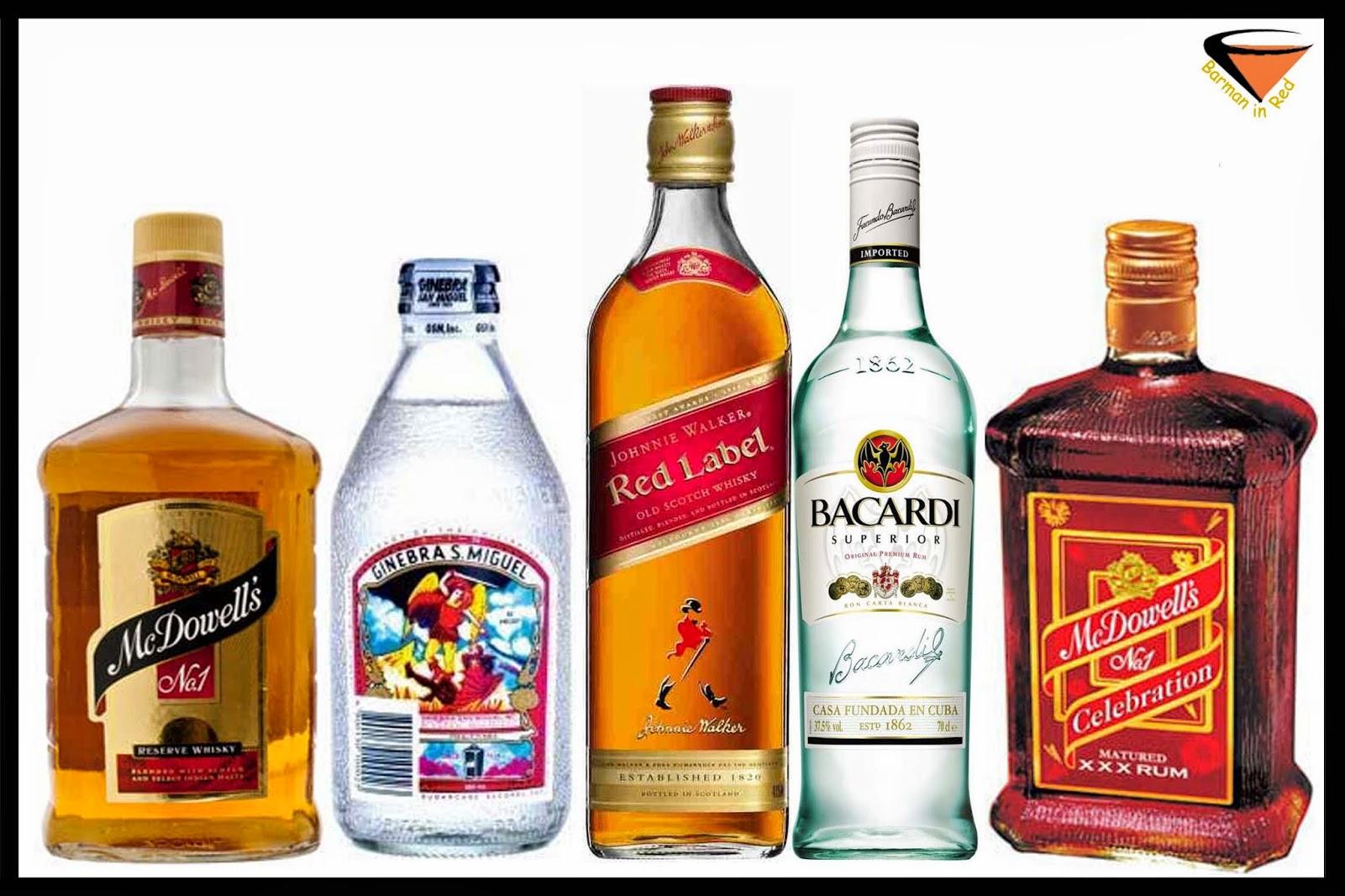 10 bebidas mas vendidas