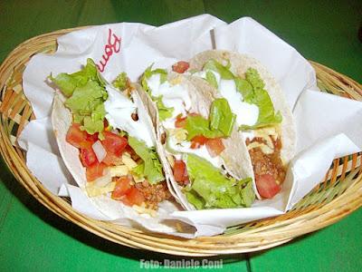 Cien Fuegos Fresh: Tacos