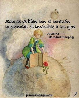 lo esencial es invisible