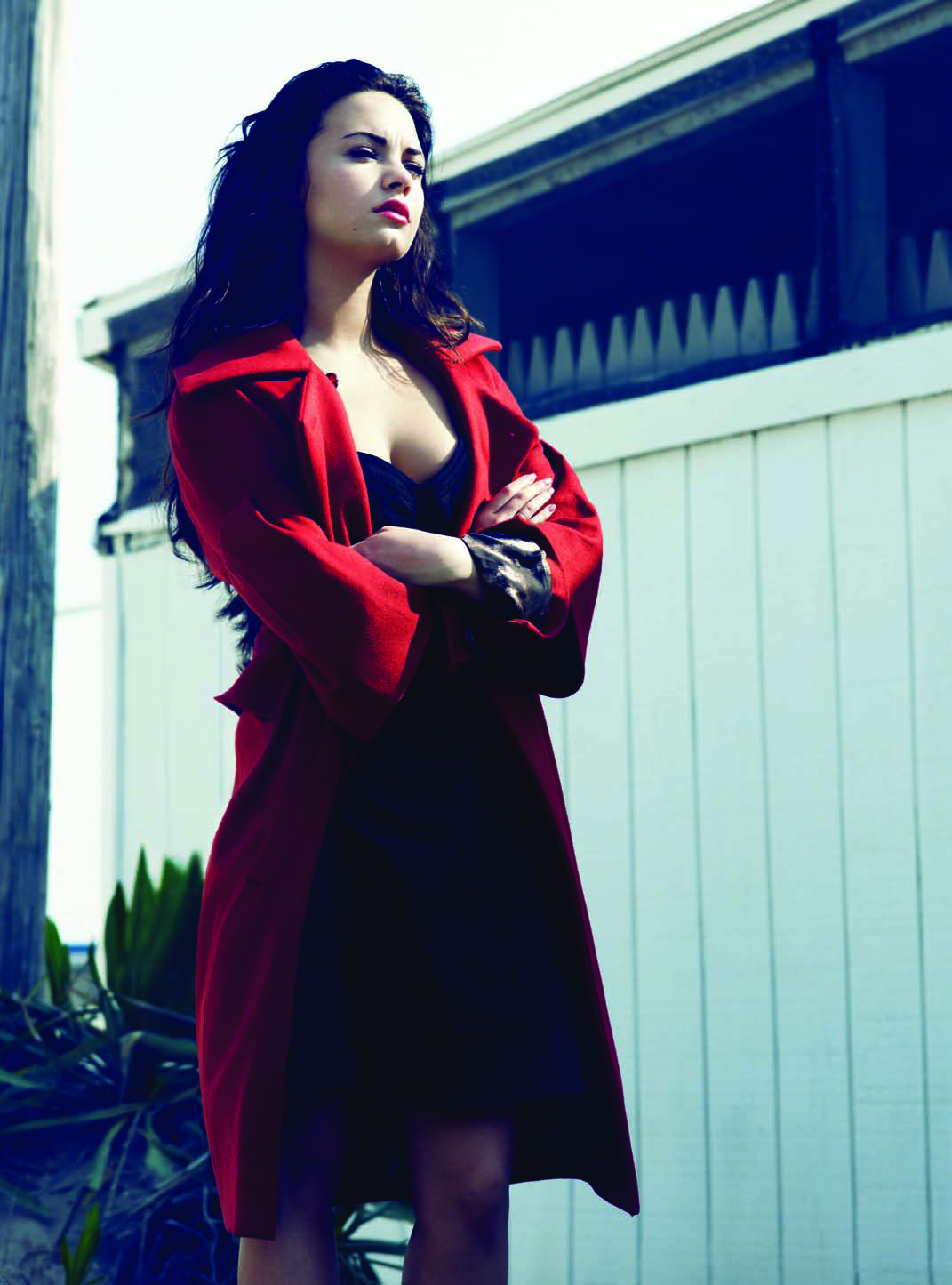Demi Lovato - David King photoshoot 2011 | DEPIMITA