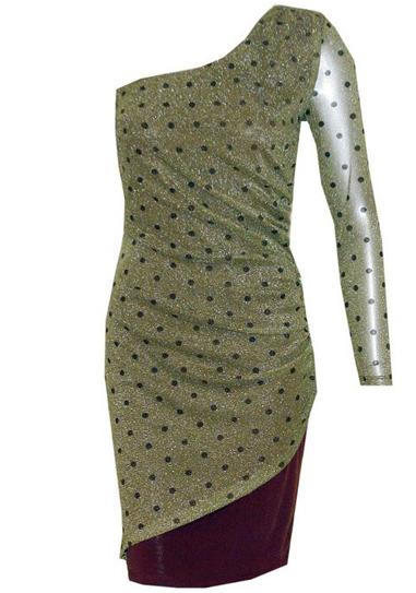 vestidos de fiesta para Navidad 2011 de Barbarella