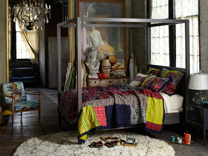 sweet dreams with anthropologie