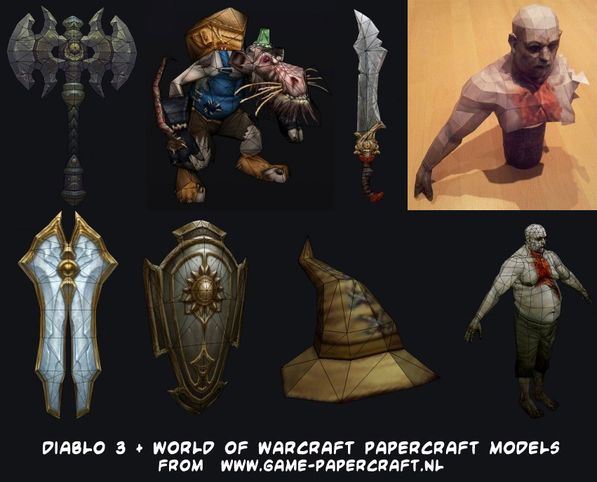 Warcraft 3 models diablo - 99