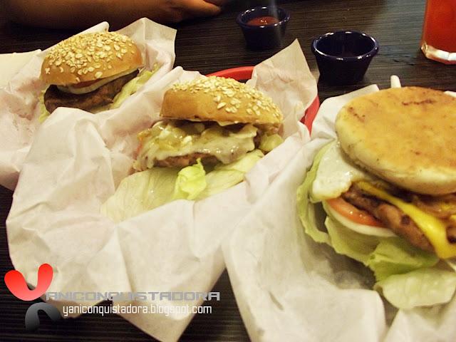 SIZE MATTERS Gourmet Burgers
