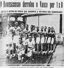 Placar Histórico: 15/11/1933.