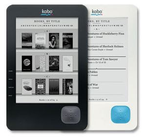 Kobo Glo Wireless eReader