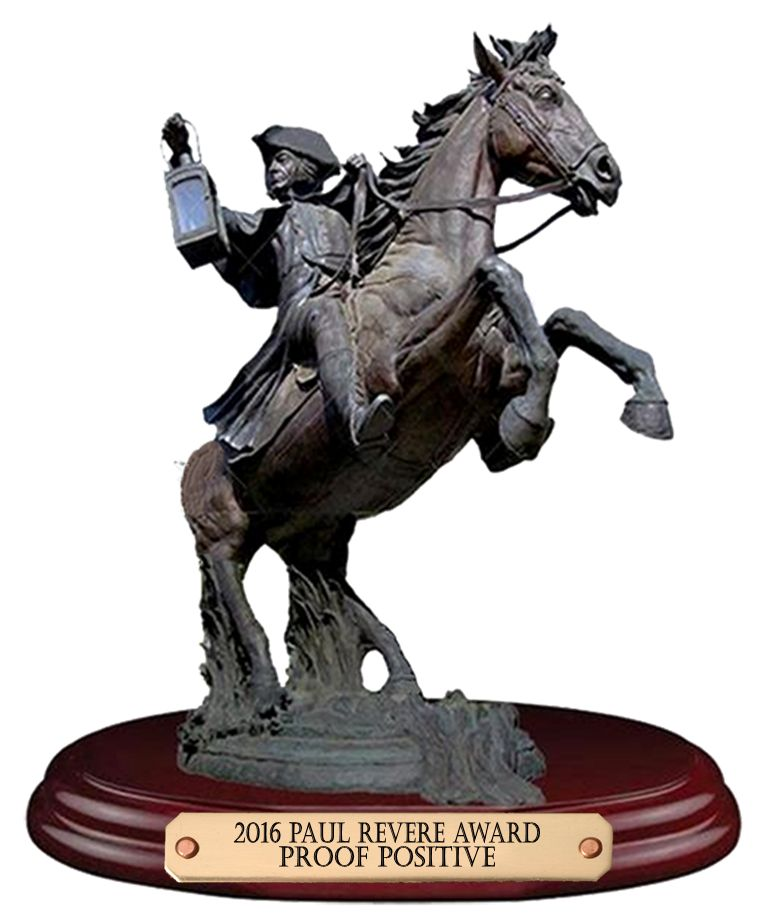The Paul Revere Award