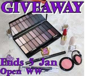 CLICK FOR GIVEAWAY