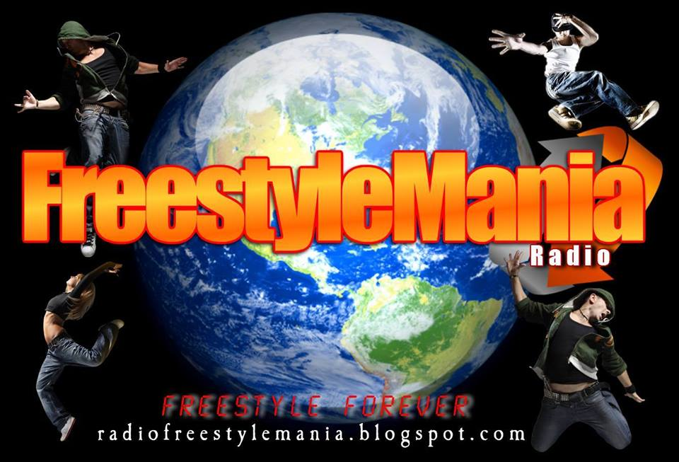 THE WORLD LOVES FREESTYLE MUSIC