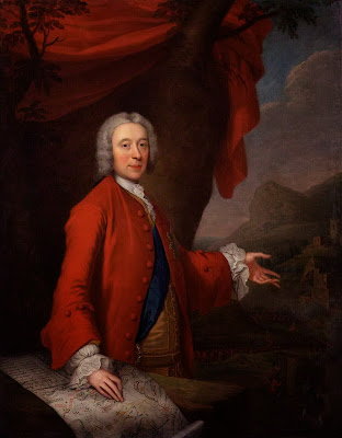 John Campbell by Thomas Bardwell, 1740