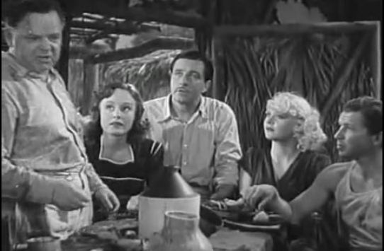 Sinners in Paradise Starring Madge Evans, John Boles, with Bruce Cabot