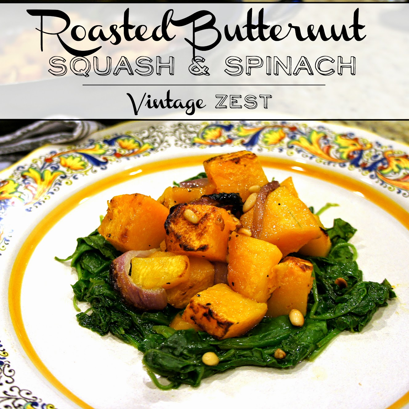 Communication on this topic: Roasted Butternut Squash and Spinach, roasted-butternut-squash-and-spinach/