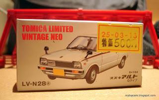 tomica limited vintage neo lv-n28