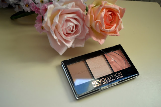 Makeup Revolution Ultra sculpt and contour kit review